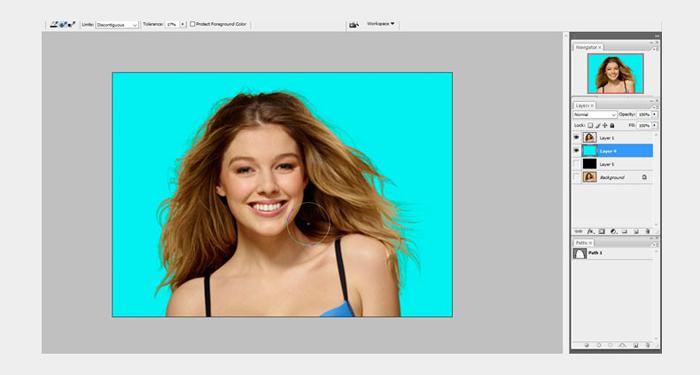 Photoshop Image masking