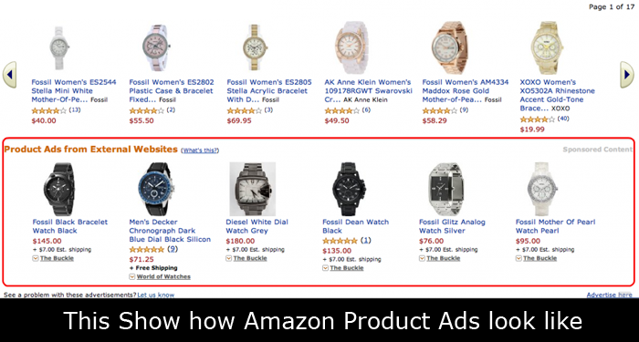 Amazon Product Ads With Perfect Product Images