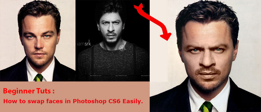 How to swap faces in Photoshop CS6 Easily. – Photography tips and ...