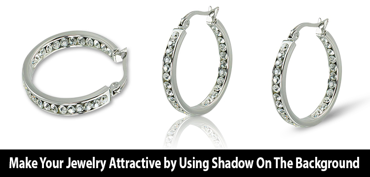 Shadow for Jewelry Product Images