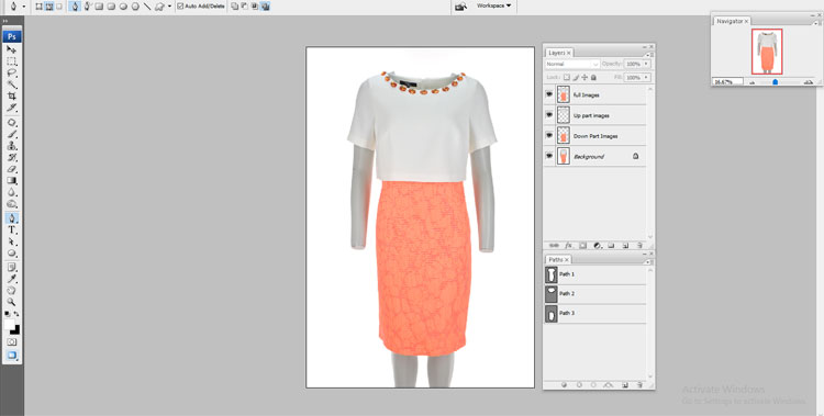 how to create a clipping mask in photoshop