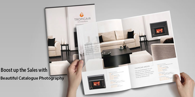 Beautiful Catalogue Photography