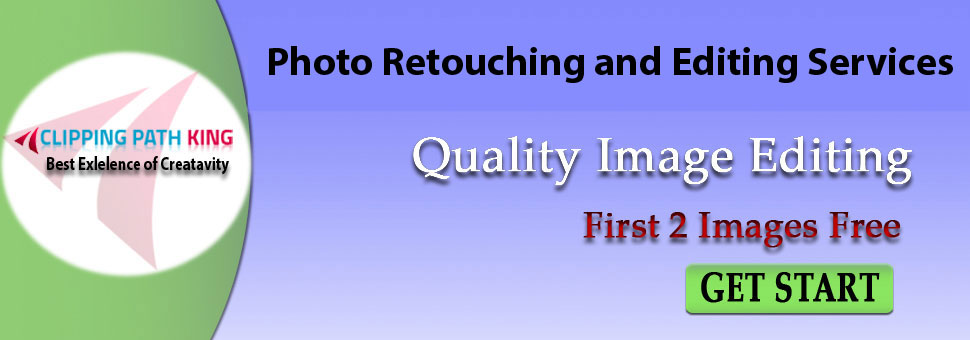 Photo Retouching and Editing