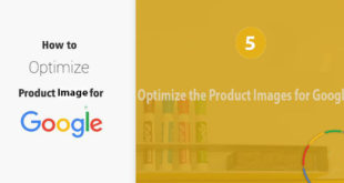Optimize the Product Images for Google