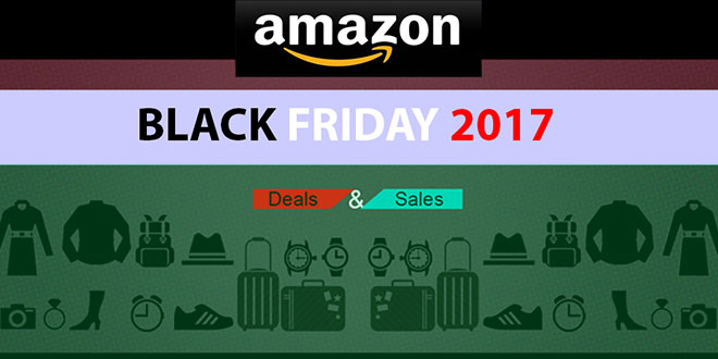 Amazon Runs Black Friday Deals Every Year