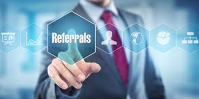Make Referrals