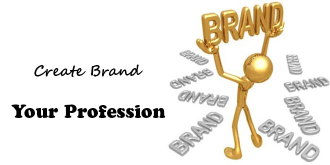Brand your Profession