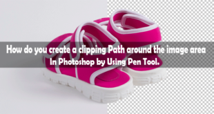 Clipping path tutorial