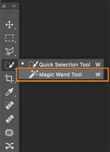 Magic-Wand-Tool