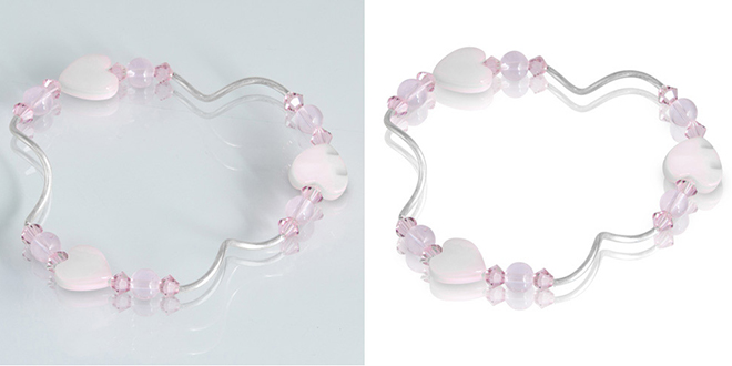 Clipping Path for Jewellery and Electronics