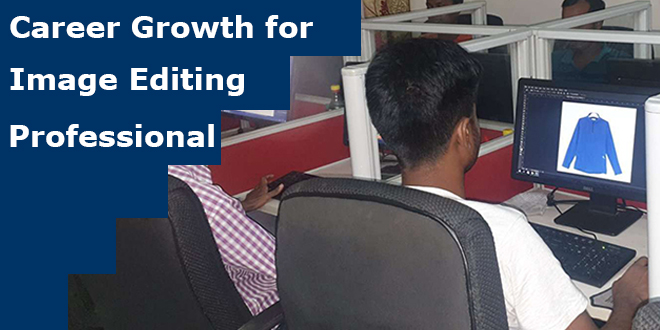 Career Growth for Image editing service