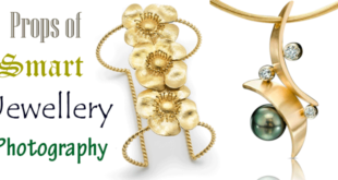 Props of Smart Jewellery Photography