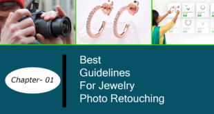 Jewellery Photo Retouching Guide