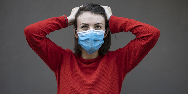 Shoot Masked Face Images